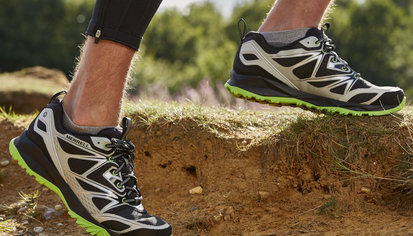 Buty do biegania Merrell dla zaawansowanych • PORADNIK