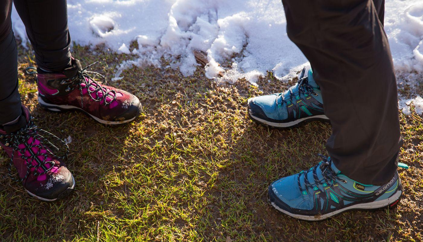 Buty trekkingowe Salomon czy Merrell - które wybrać? • PORADNIK