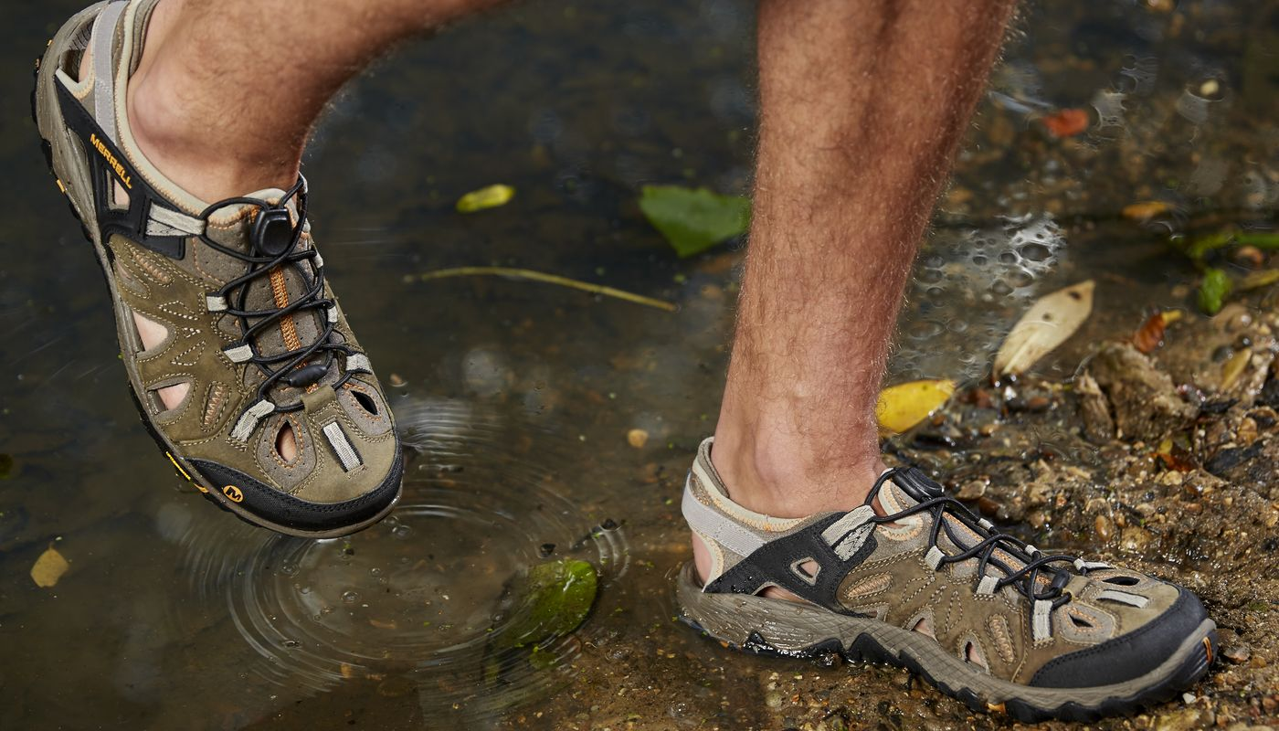 Jak wybrać sandały sportowe na lato? • PORADNIK
