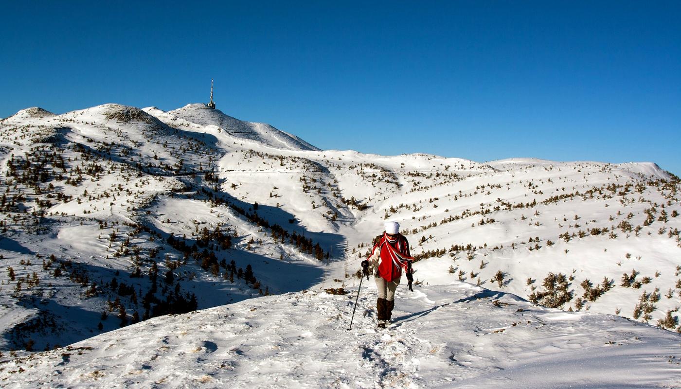 Zimowe buty trekkingowe - jakie wybrać? • PORADNIK