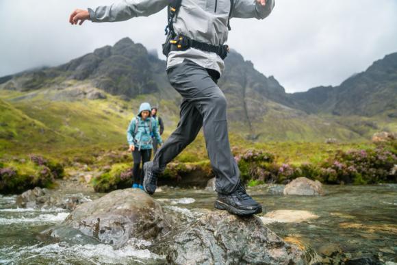 Jak wiązać buty trekkingowe?