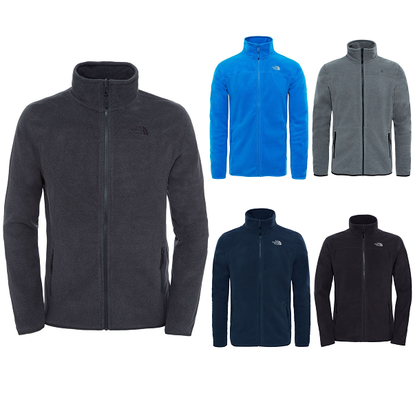 THE NORTH FACE TNF 100 Glacier Full Zip Polartec Fleece Jack