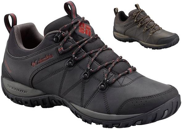 COLUMBIA Peakfreak Venture Waterproof Al Aire Libre Zapatillas zapatos atléticos para hombre NUEVO