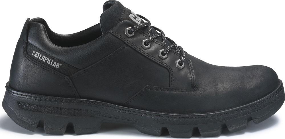 miniature 3 - CAT-CATERPILLAR-Ajax-en-Cuir-Sneakers-Tous-les-Jours-Chaussures-Hommes-Nouveau