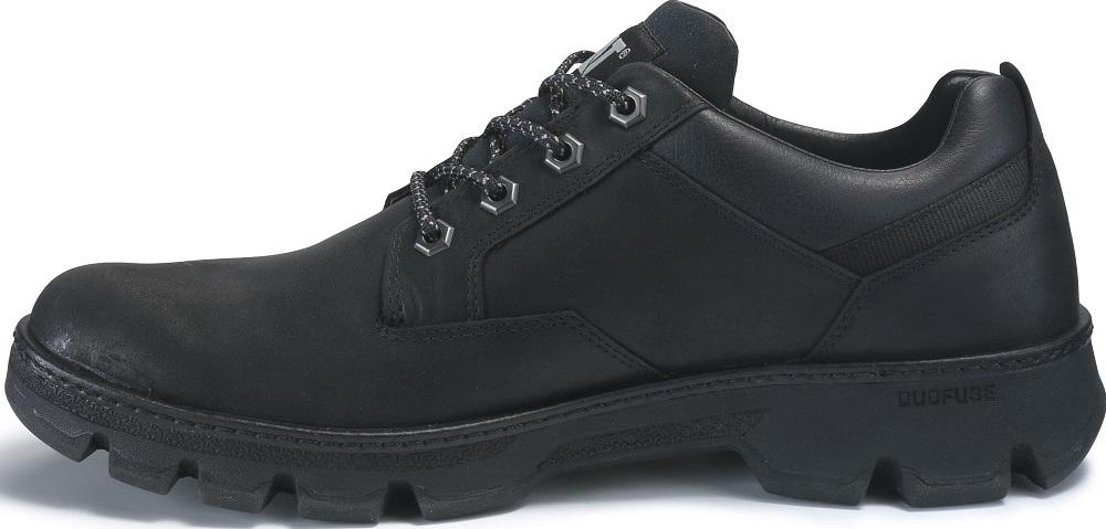 miniature 4 - CAT-CATERPILLAR-Ajax-en-Cuir-Sneakers-Tous-les-Jours-Chaussures-Hommes-Nouveau