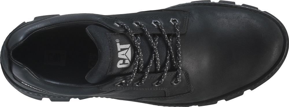 miniature 5 - CAT-CATERPILLAR-Ajax-en-Cuir-Sneakers-Tous-les-Jours-Chaussures-Hommes-Nouveau