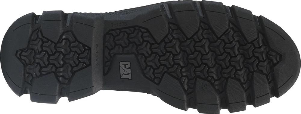 miniature 6 - CAT-CATERPILLAR-Ajax-en-Cuir-Sneakers-Tous-les-Jours-Chaussures-Hommes-Nouveau