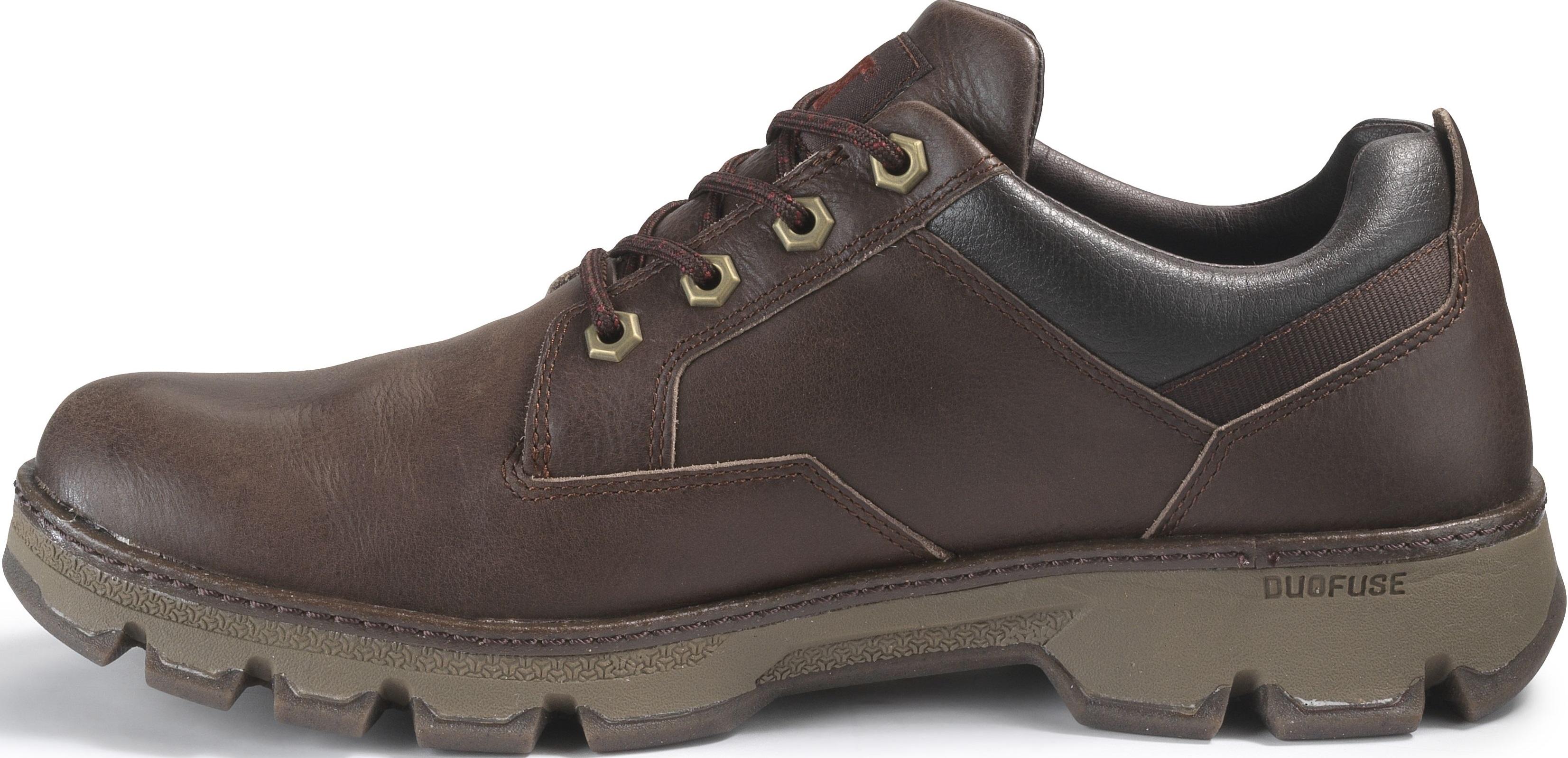 miniature 9 - CAT-CATERPILLAR-Ajax-en-Cuir-Sneakers-Tous-les-Jours-Chaussures-Hommes-Nouveau