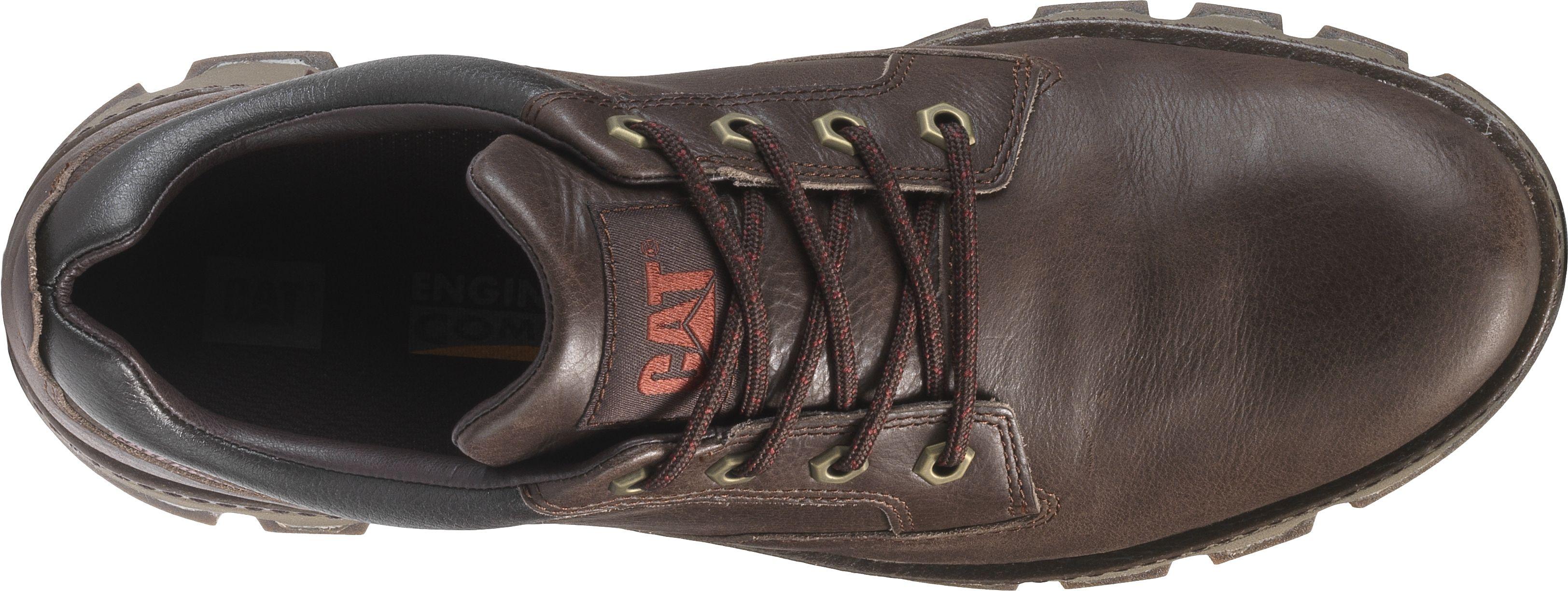 miniature 10 - CAT-CATERPILLAR-Ajax-en-Cuir-Sneakers-Tous-les-Jours-Chaussures-Hommes-Nouveau