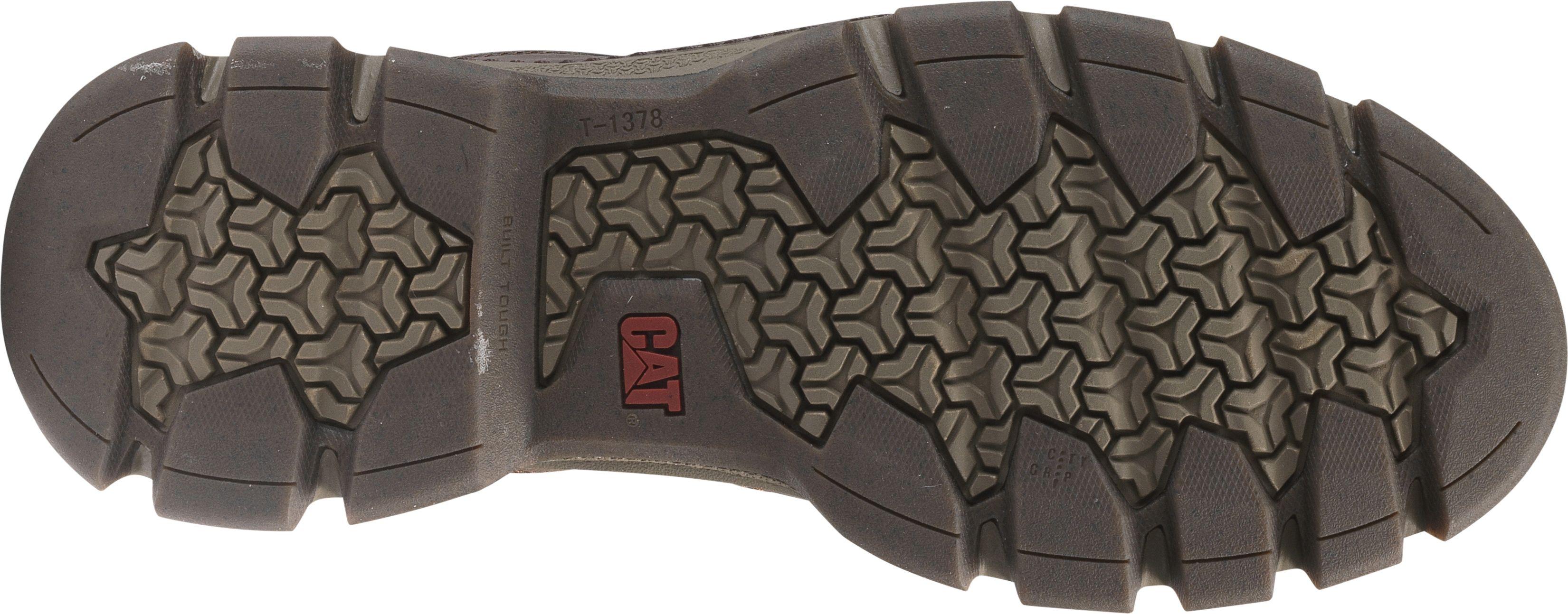 miniature 11 - CAT-CATERPILLAR-Ajax-en-Cuir-Sneakers-Tous-les-Jours-Chaussures-Hommes-Nouveau