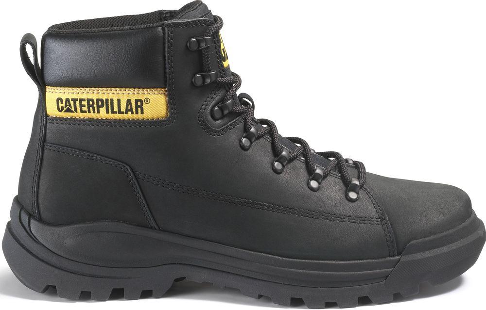 CAT CATERPILLAR Brawn P723278 Leder Wanderschuhe Turnschuhe Schuhe Boots Herren