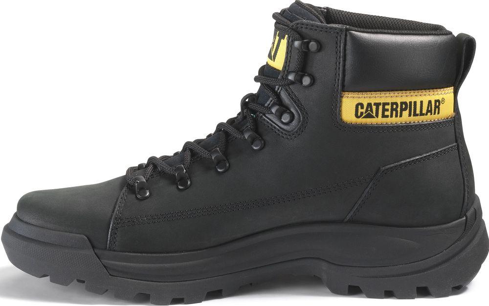 CAT-CATERPILLAR-Brawn-de-Randonnee-Baskets-Chaussures-Bottes-pour-Hommes-Nouveau miniature 4