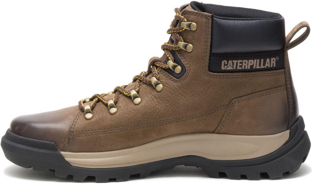 CAT-CATERPILLAR-Brawn-de-Randonnee-Baskets-Chaussures-Bottes-pour-Hommes-Nouveau miniature 9