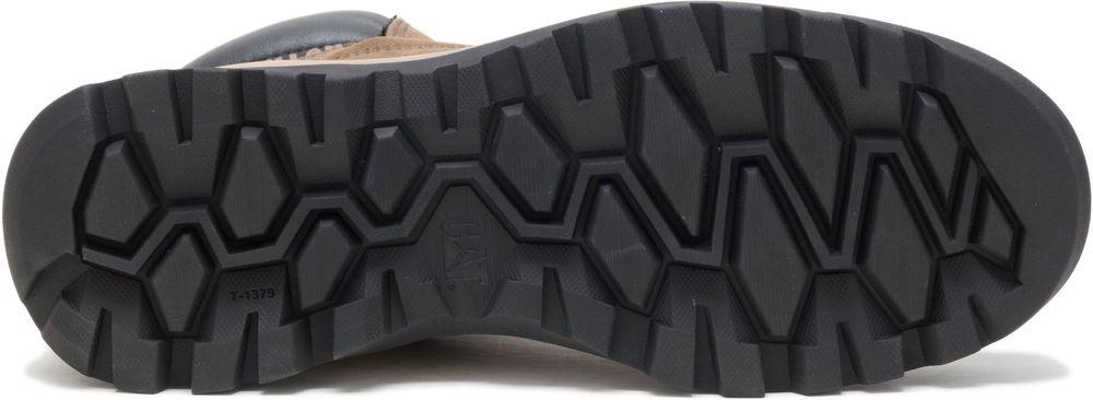 CAT-CATERPILLAR-Brawn-de-Randonnee-Baskets-Chaussures-Bottes-pour-Hommes-Nouveau miniature 11