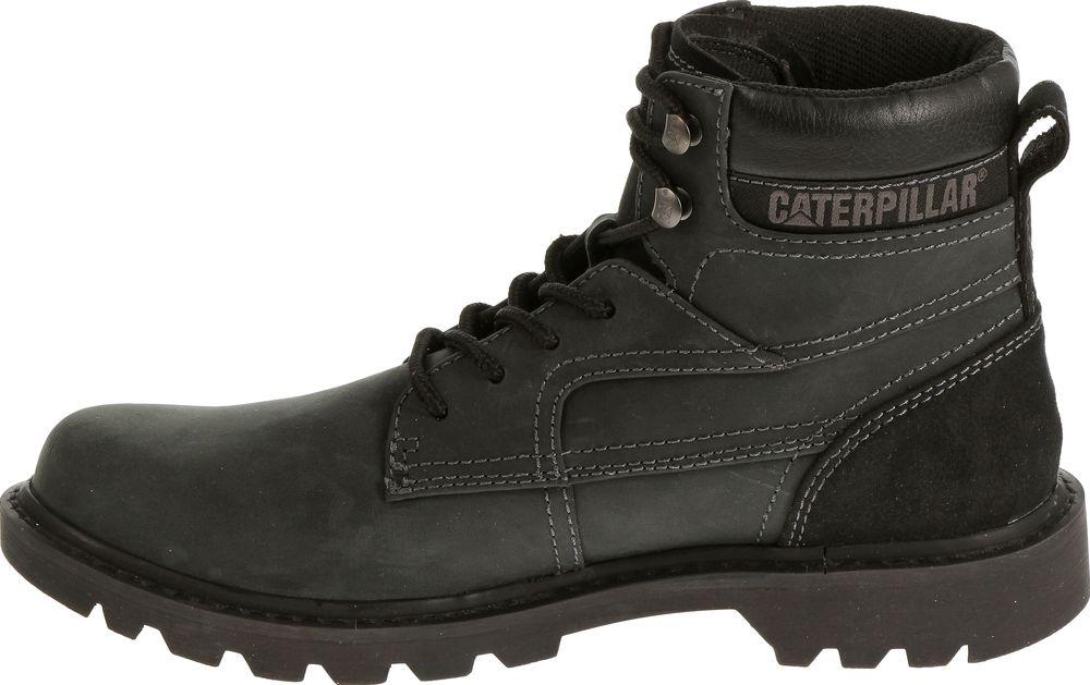 CAT-CATERPILLAR-Bridgeport-en-Cuir-de-Travail-Chaussures-Bottes-Hommes-Nouveau miniature 4