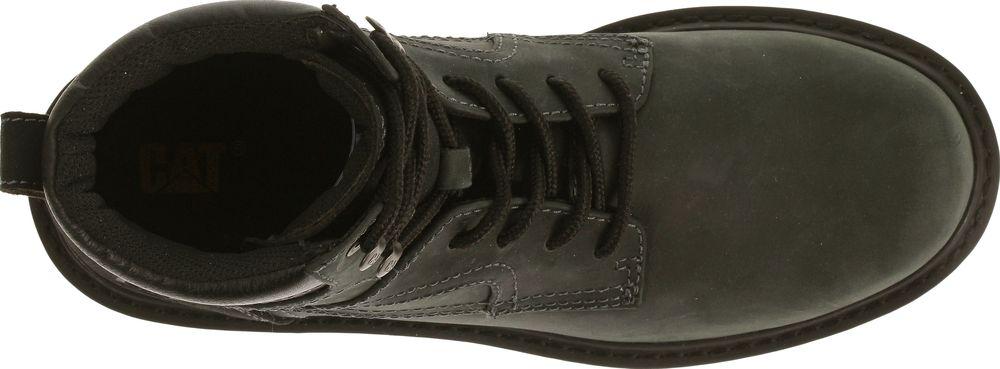 CAT-CATERPILLAR-Bridgeport-en-Cuir-de-Travail-Chaussures-Bottes-Hommes-Nouveau miniature 5