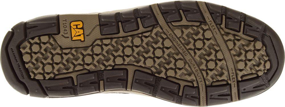 miniature 10 - CAT CATERPILLAR Colfax Mid Sneakers Baskets Chaussures Bottes pour Hommes