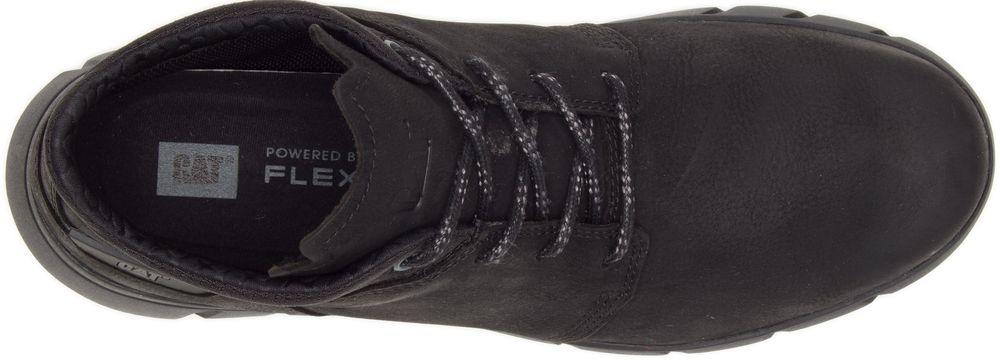 CAT-CATERPILLAR-Hendon-en-Cuir-Sneakers-Chaussures-Bottes-pour-Hommes-Nouveau miniature 5