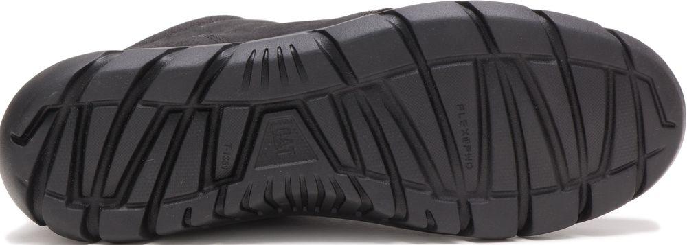 CAT-CATERPILLAR-Hendon-en-Cuir-Sneakers-Chaussures-Bottes-pour-Hommes-Nouveau miniature 6