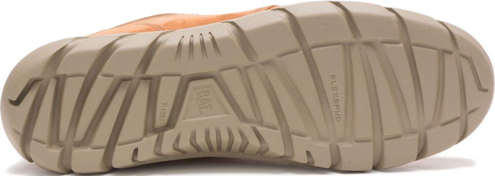 CAT-CATERPILLAR-Hendon-en-Cuir-Sneakers-Chaussures-Bottes-pour-Hommes-Nouveau miniature 11