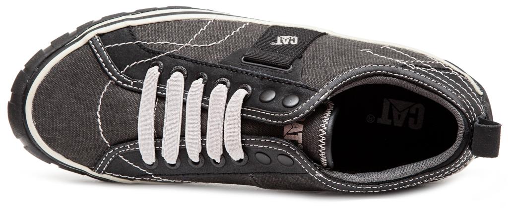 CAT-CATERPILLAR-Neder-Canvas-Sneakers-Baskets-Chaussures-pour-Hommes-Nouveau miniature 5