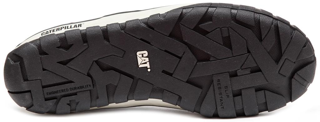 CAT-CATERPILLAR-Neder-Canvas-Sneakers-Baskets-Chaussures-pour-Hommes-Nouveau miniature 6