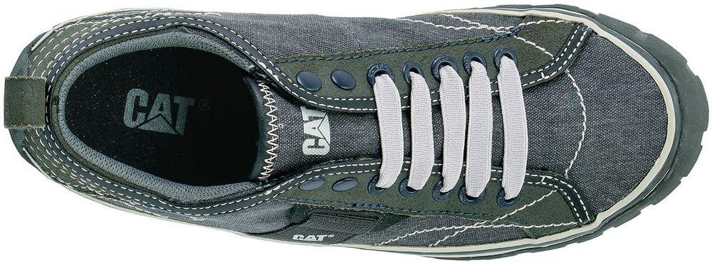 CAT-CATERPILLAR-Neder-Canvas-Sneakers-Baskets-Chaussures-pour-Hommes-Nouveau miniature 10