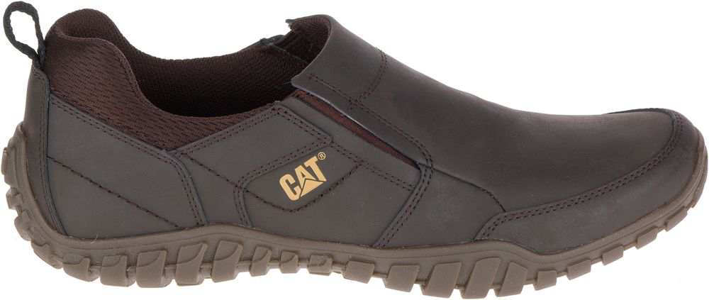 CAT-CATERPILLAR-Opine-Sneakers-Baskets-a-Enfiler-Chaussures-pour-Hommes-Nouveau miniature 8