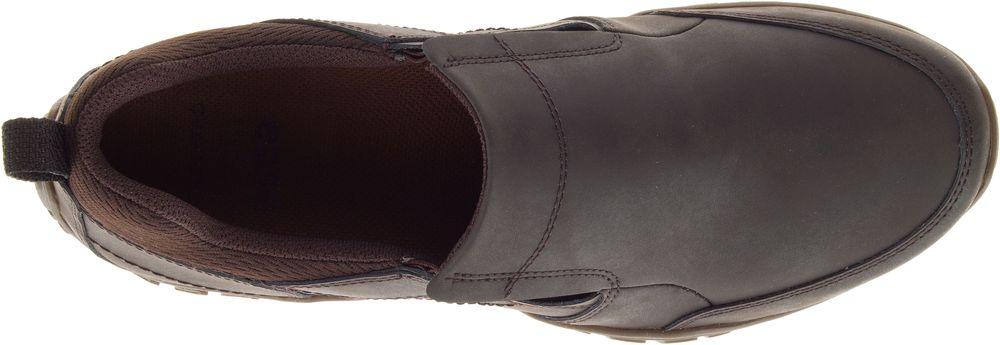 CAT-CATERPILLAR-Opine-Sneakers-Baskets-a-Enfiler-Chaussures-pour-Hommes-Nouveau miniature 10