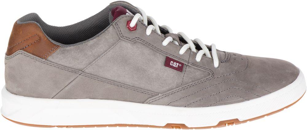 CAT-CATERPILLAR-Stat-en-Cuir-Sneakers-Baskets-Chaussures-pour-Hommes-Nouveau miniature 8