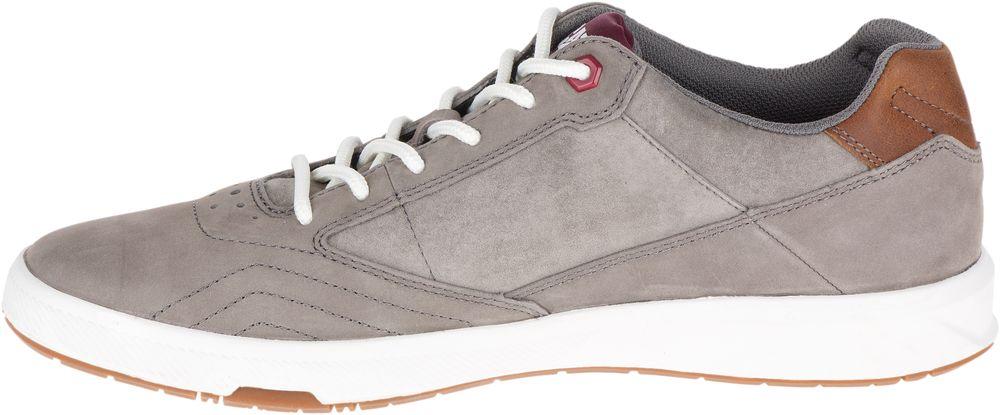 CAT-CATERPILLAR-Stat-en-Cuir-Sneakers-Baskets-Chaussures-pour-Hommes-Nouveau miniature 9