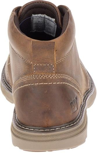 CAT-CATERPILLAR-Trey-en-Cuir-Sneakers-Chaussures-Bottes-pour-Hommes-Nouveau miniature 4