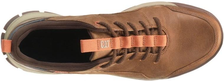miniature 5 - CAT CATERPILLAR Urge en Cuir Sneakers Baskets Chaussures pour Hommes Nouveau