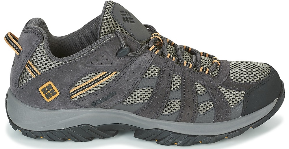b89f77747a3 COLUMBIA Canyon Point Outdoor Hiking Trainers Athletic Shoes Mens ...