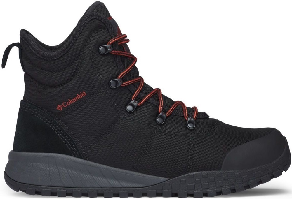 miniature 13 - COLUMBIA-Fairbanks-Impermeable-Isolantes-Sneakers-Chaussures-Bottes-pour-Hommes