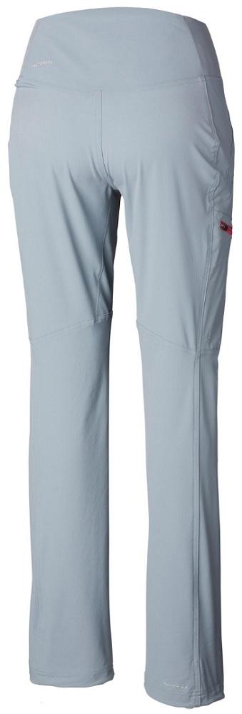 COLUMBIA-Passo-Alto-de-Marche-Randonnee-SoftShell-Pantalon-pour-Femme-Nouveau miniature 3