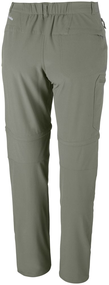 COLUMBIA Triple Canyon AO1289010 SoftShell Outdoor Trousers Pants Mens All Size
