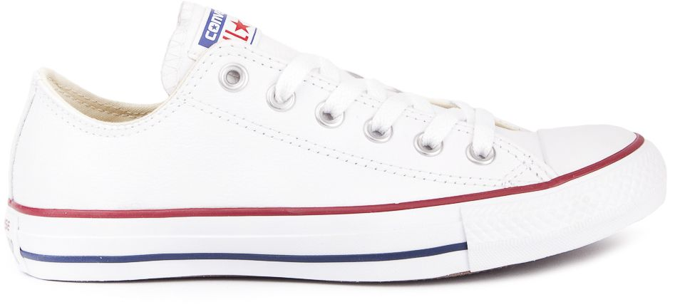 CONVERSE-Chuck-Taylor-All-Star-Leather-Sneakers-Chaussures-pour-Hommes-Original miniature 3