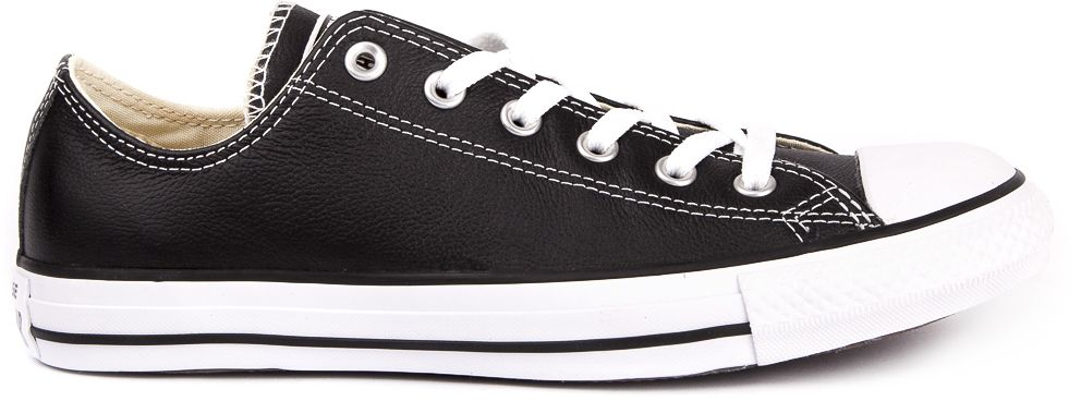 CONVERSE-Chuck-Taylor-All-Star-Leather-Sneakers-Chaussures-pour-Hommes-Original miniature 8