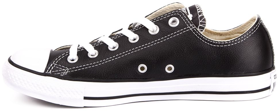 CONVERSE-Chuck-Taylor-All-Star-Leather-Sneakers-Chaussures-pour-Hommes-Original miniature 9
