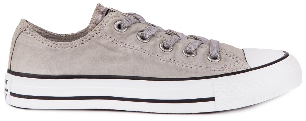 Converse Womens Chuck Taylor All Star Kent Wash Grey Textile Trainers 36.5 EU Lb1cWJGbmG