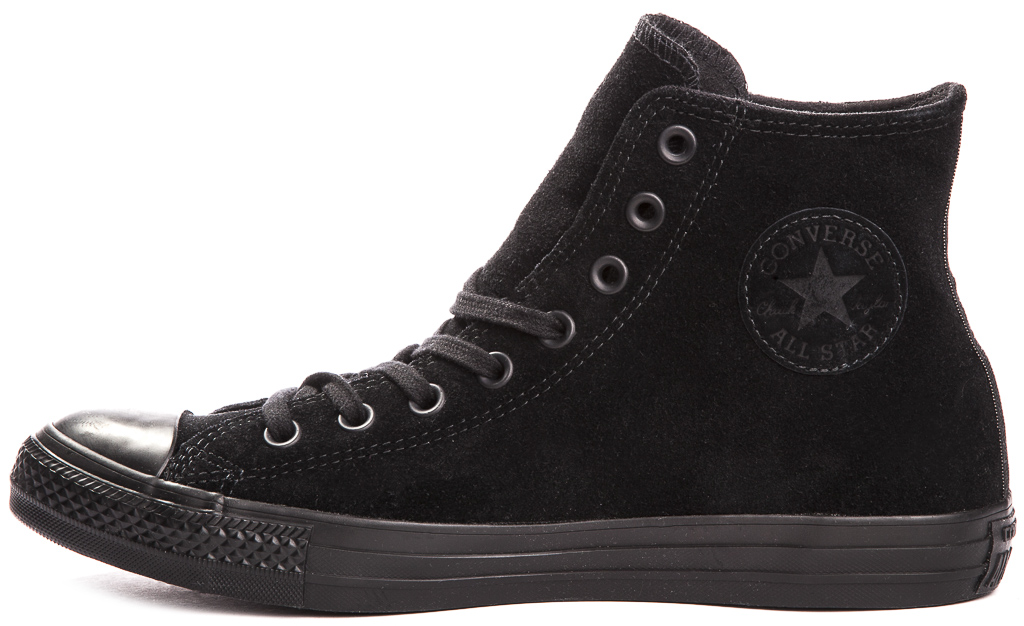 0750b4e1ecb63 CONVERSE Chuck Taylor All Star Suede Imperméable Chaussures Bottes ...