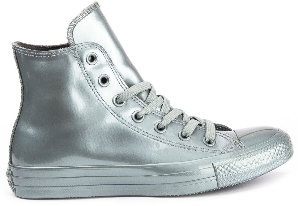 CONVERSE-Chuck-Taylor-All-Star-Rubber-Sneakers-Chaussures-Bottes-pour-Femmes miniature 3