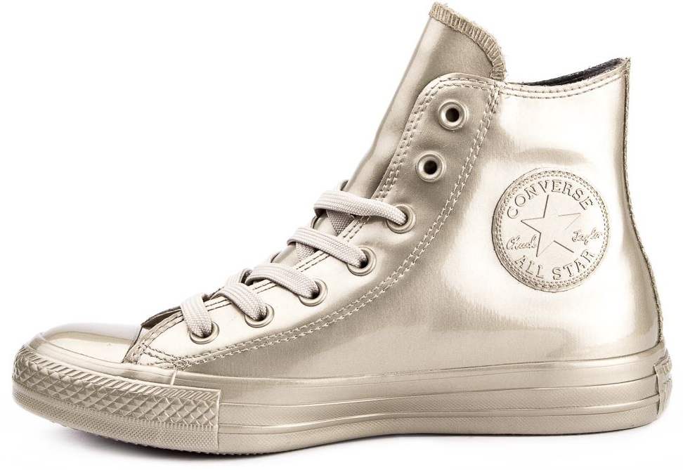 CONVERSE-Chuck-Taylor-All-Star-Rubber-Sneakers-Chaussures-Bottes-pour-Femmes miniature 9