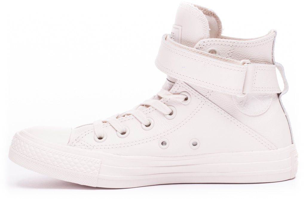 CONVERSE-Chuck-Taylor-All-Star-Leather-Sneakers-Chaussures-Bottes-pour-Femmes miniature 4