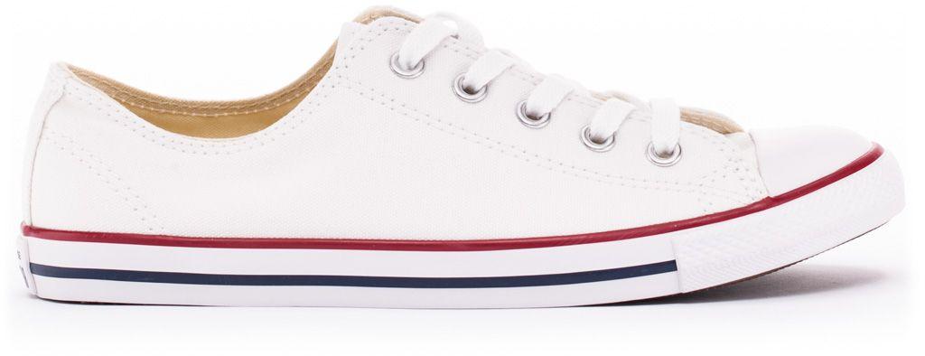 CONVERSE-Chuck-Taylor-All-Star-Dainty-Canvas-Sneakers-Chaussures-Femmes-Original miniature 8