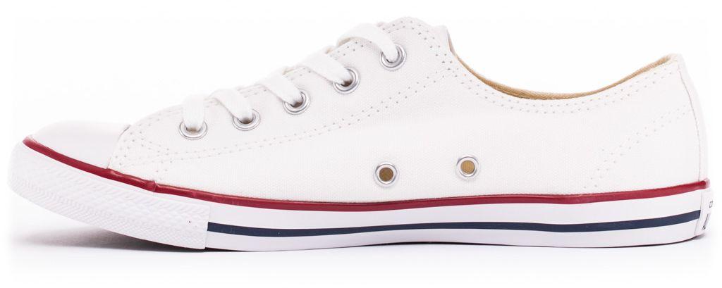 CONVERSE-Chuck-Taylor-All-Star-Dainty-Canvas-Sneakers-Chaussures-Femmes-Original miniature 9