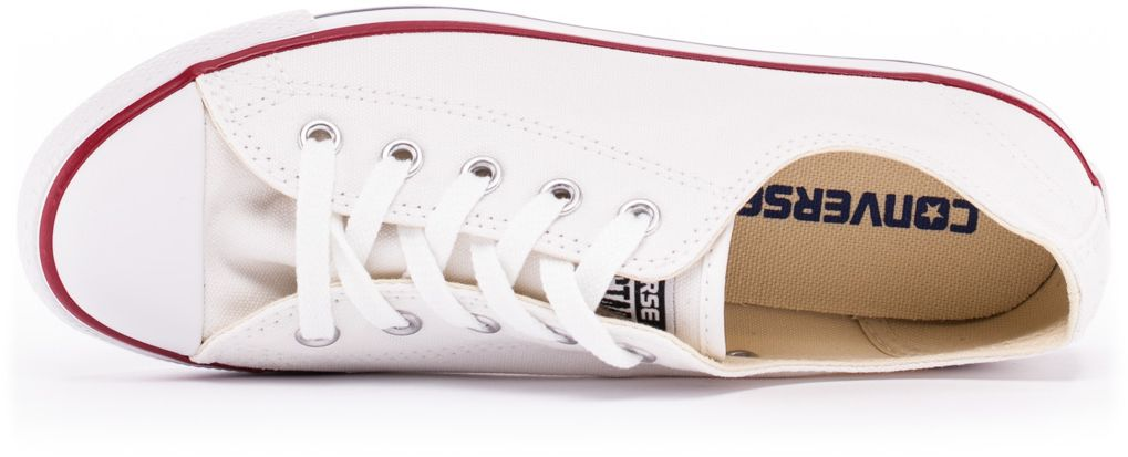 CONVERSE-Chuck-Taylor-All-Star-Dainty-Canvas-Sneakers-Chaussures-Femmes-Original miniature 10