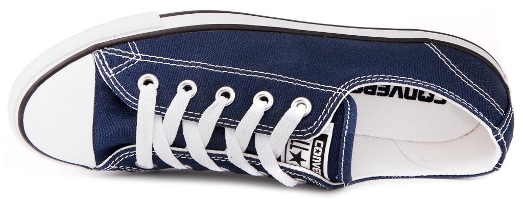 CONVERSE-Chuck-Taylor-All-Star-Dainty-Canvas-Sneakers-Chaussures-Femmes-Original miniature 5
