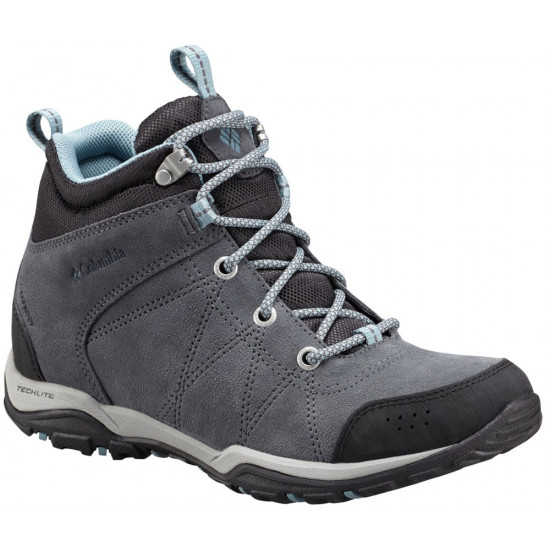 Buty damskie COLUMBIA Fire Venture Mid Suede Waterproof 1701841053